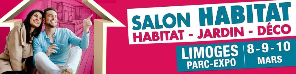 8/10 mars 2019 - Salon de l'habitat Limoges